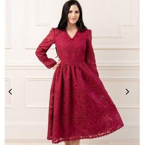 Rachel Parcell Noel dress